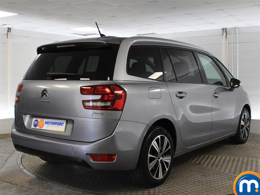 Citroen Grand C4 Picasso Feel Manual Diesel People Carrier - Stock Number (988746) - Drivers side rear corner