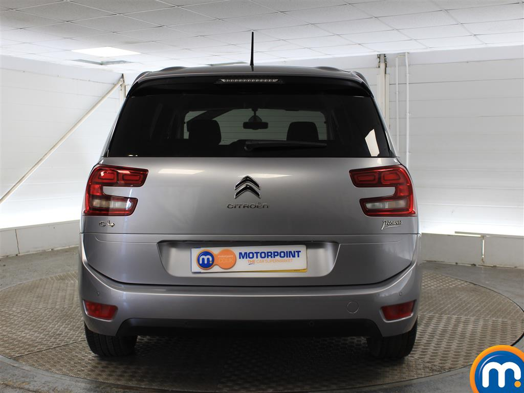 Citroen Grand C4 Picasso Feel Manual Diesel People Carrier - Stock Number (988746) - Rear bumper
