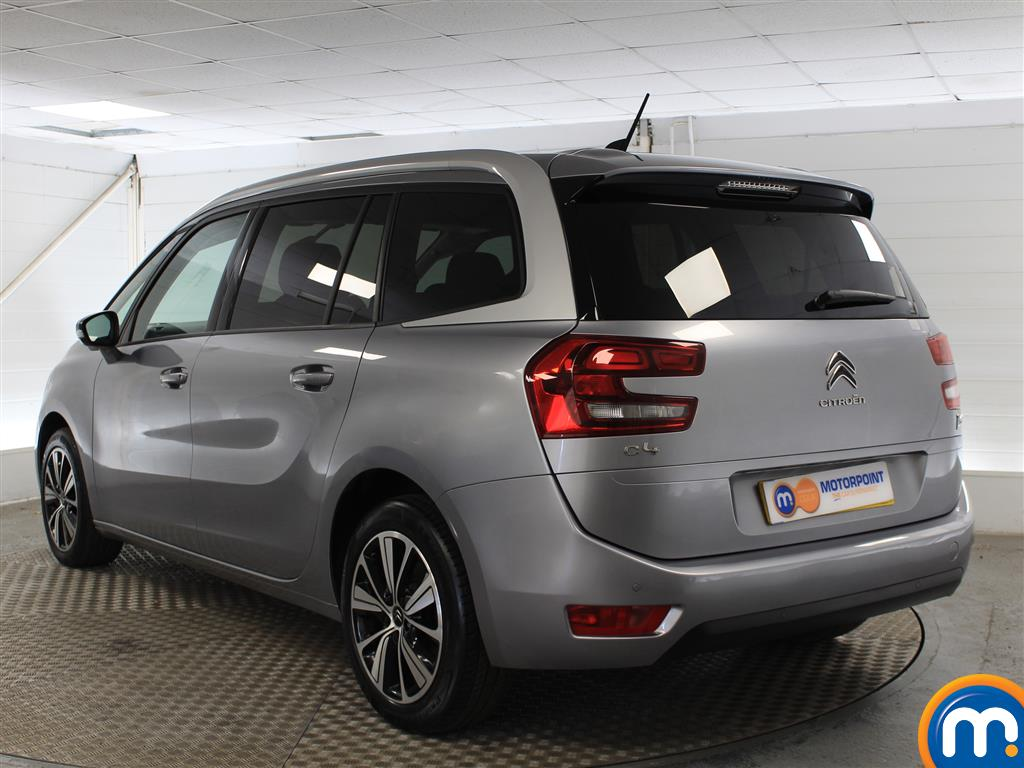 Citroen Grand C4 Picasso Feel Manual Diesel People Carrier - Stock Number (988746) - Passenger side rear corner