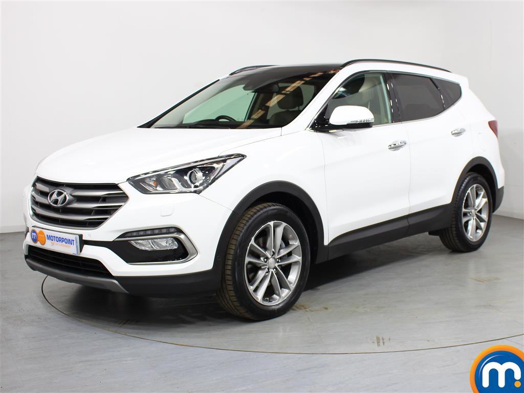 Hyundai Santa Fe Premium SE - Stock Number (999567) - Passenger side front corner