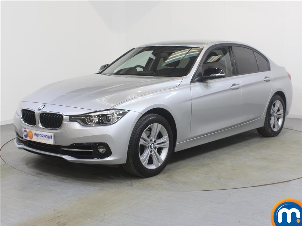 BMW 3 Series Sport - Stock Number (998822) - Passenger side front corner