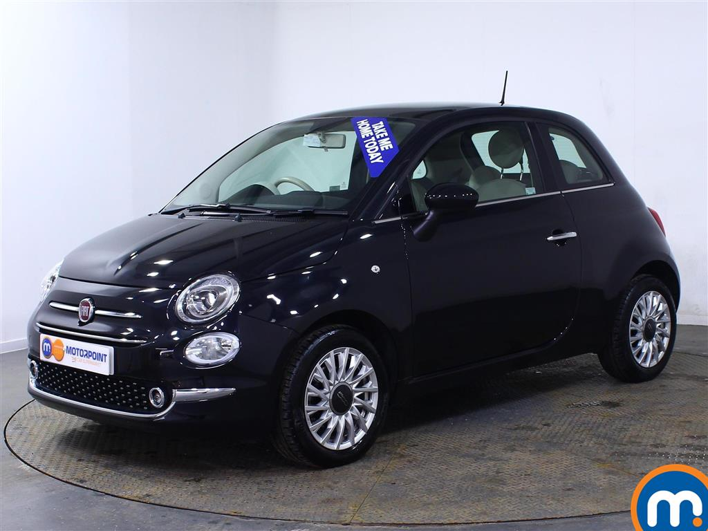 Fiat 500 Lounge - Stock Number (1003251) - Passenger side front corner