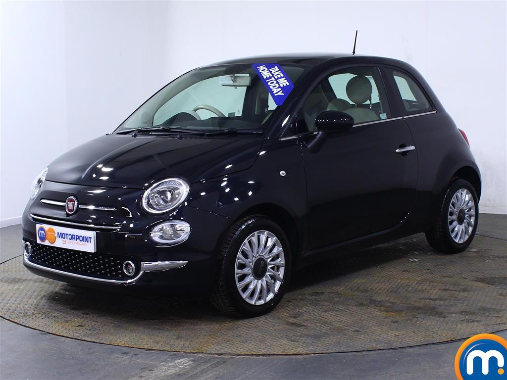 Fiat 500 Lounge - Stock Number (1003252) - Passenger side front corner