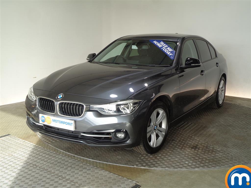 BMW 3 Series Sport - Stock Number (998967) - Passenger side front corner