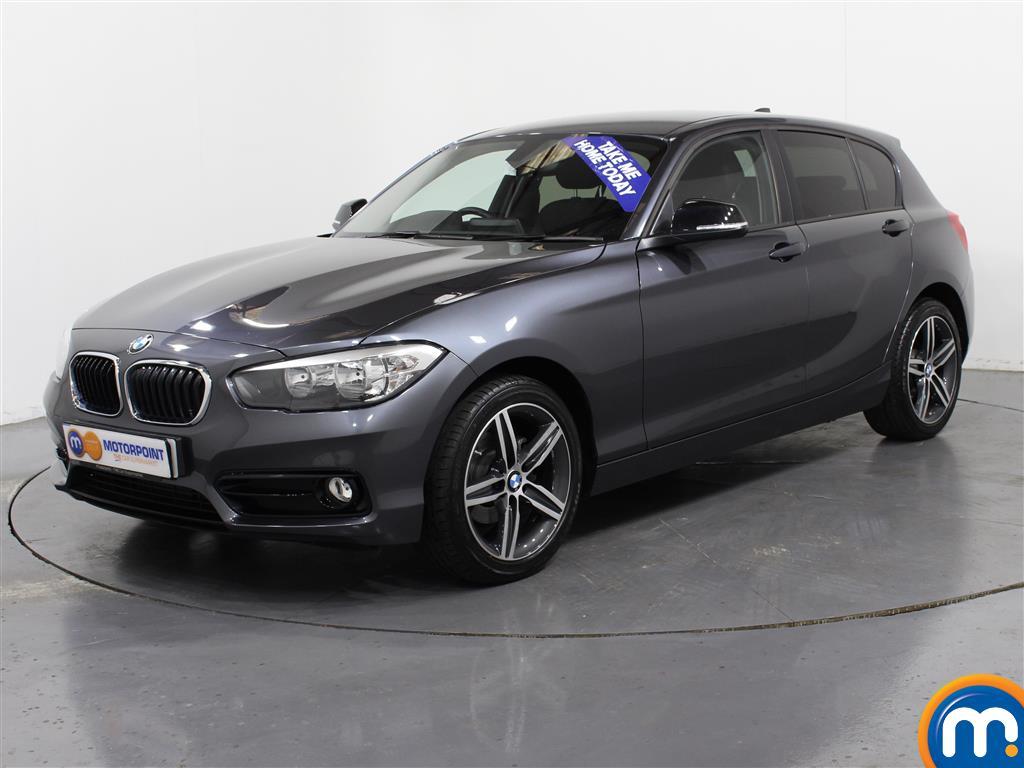 BMW 1 Series Sport - Stock Number (994704) - Passenger side front corner