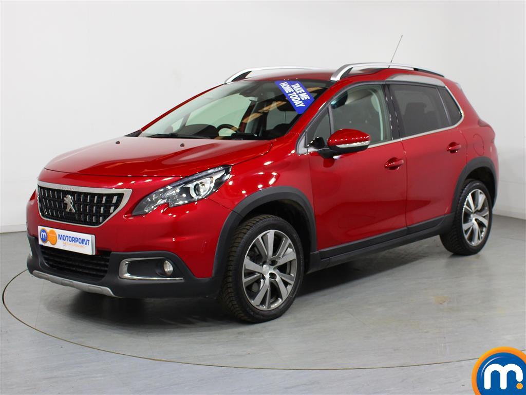 Peugeot 2008 Allure - Stock Number (993375) - Passenger side front corner
