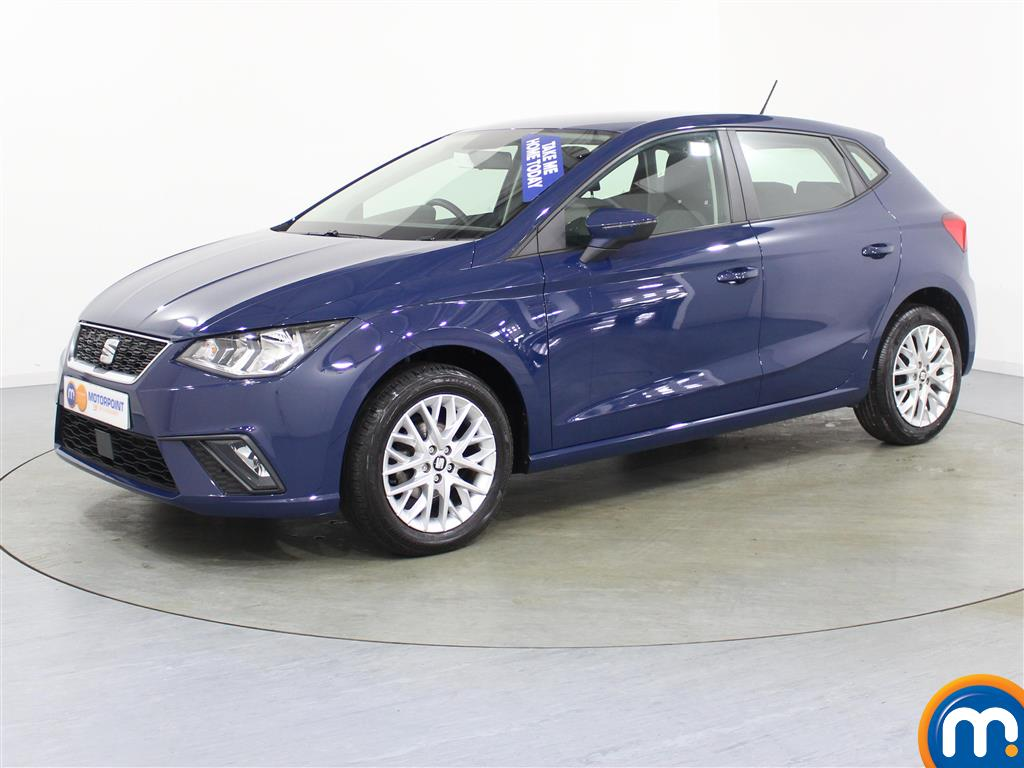 Seat Ibiza SE Technology - Stock Number (1002769) - Passenger side front corner