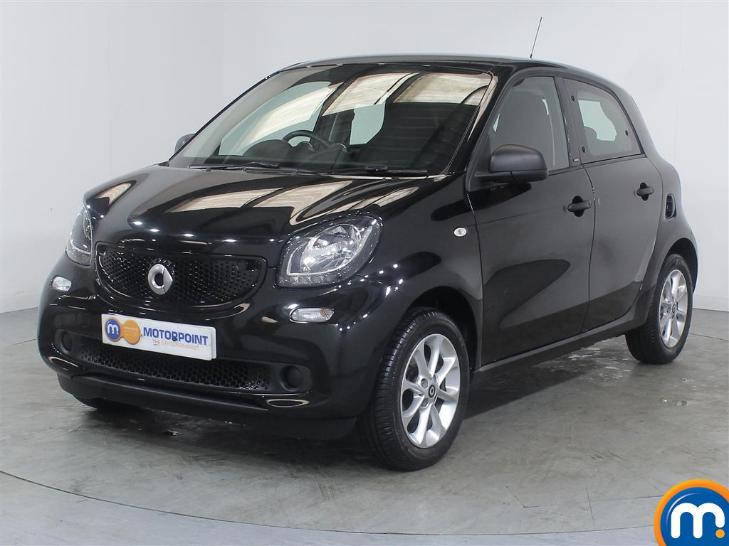 Smart Forfour Hatchback Passion - Stock Number (995933) - Passenger side front corner