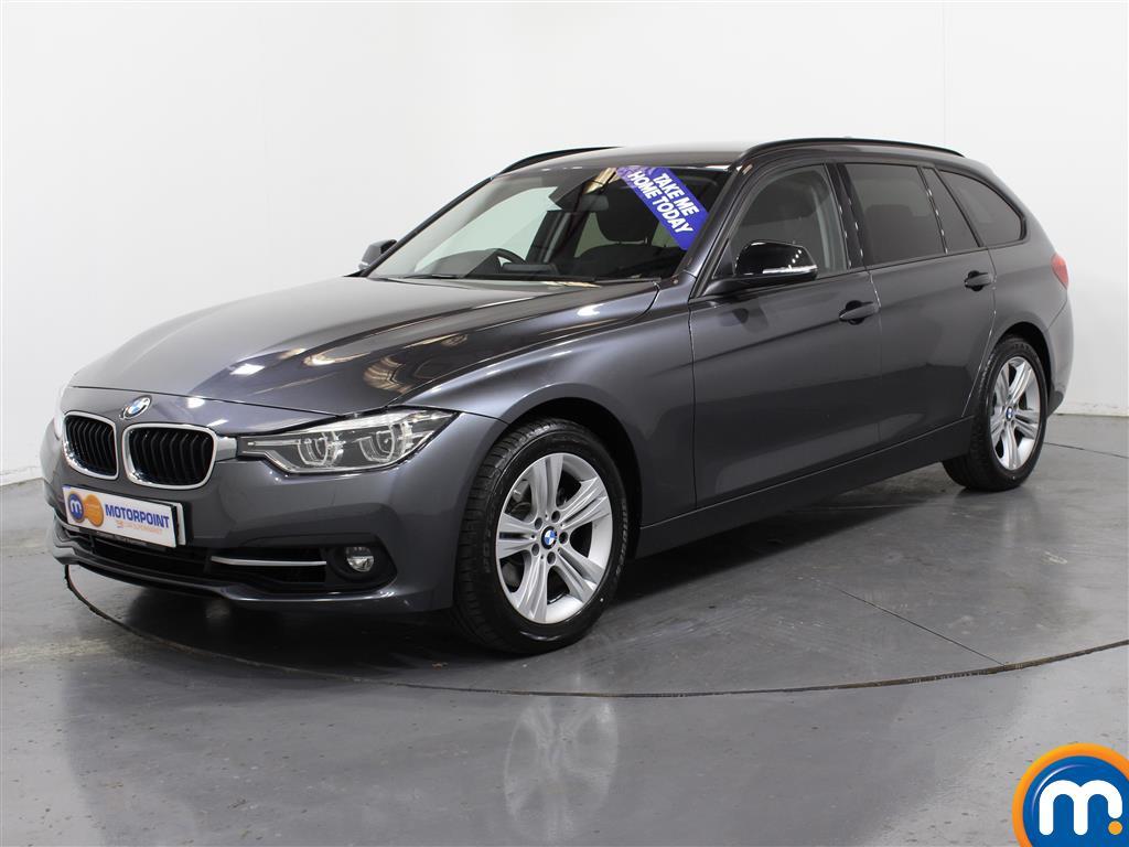 BMW 3 Series Sport - Stock Number (998293) - Passenger side front corner