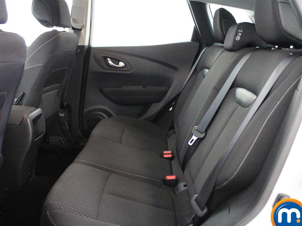 Renault Kadjar Dynamique Nav Manual Diesel Hatchback - Stock Number (1000383) - 2nd supplementary image
