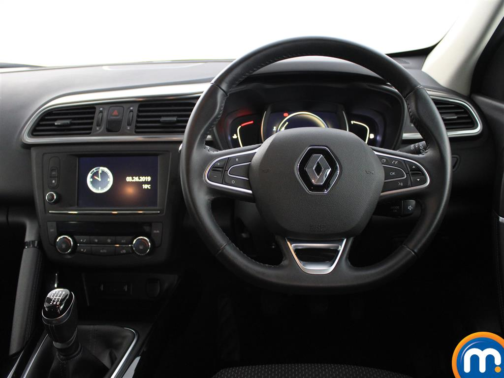 Renault Kadjar Dynamique Nav Manual Diesel Hatchback - Stock Number (1000383) - 3rd supplementary image