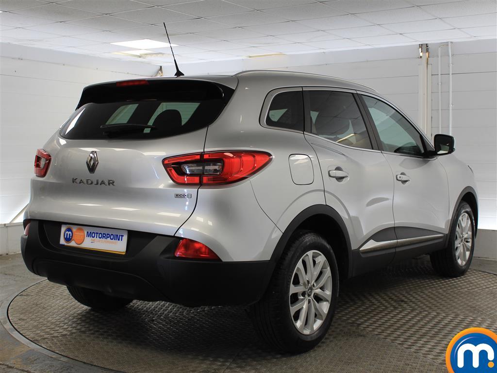 Renault Kadjar Dynamique Nav Manual Diesel Hatchback - Stock Number (1000383) - Drivers side rear corner