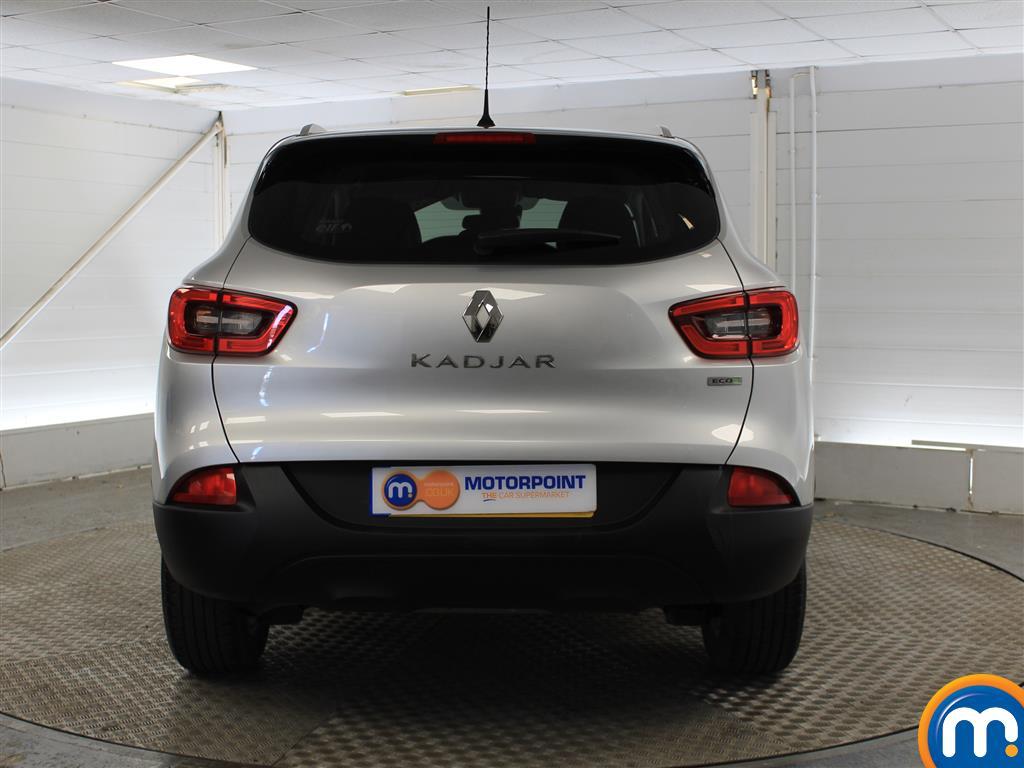 Renault Kadjar Dynamique Nav Manual Diesel Hatchback - Stock Number (1000383) - Rear bumper