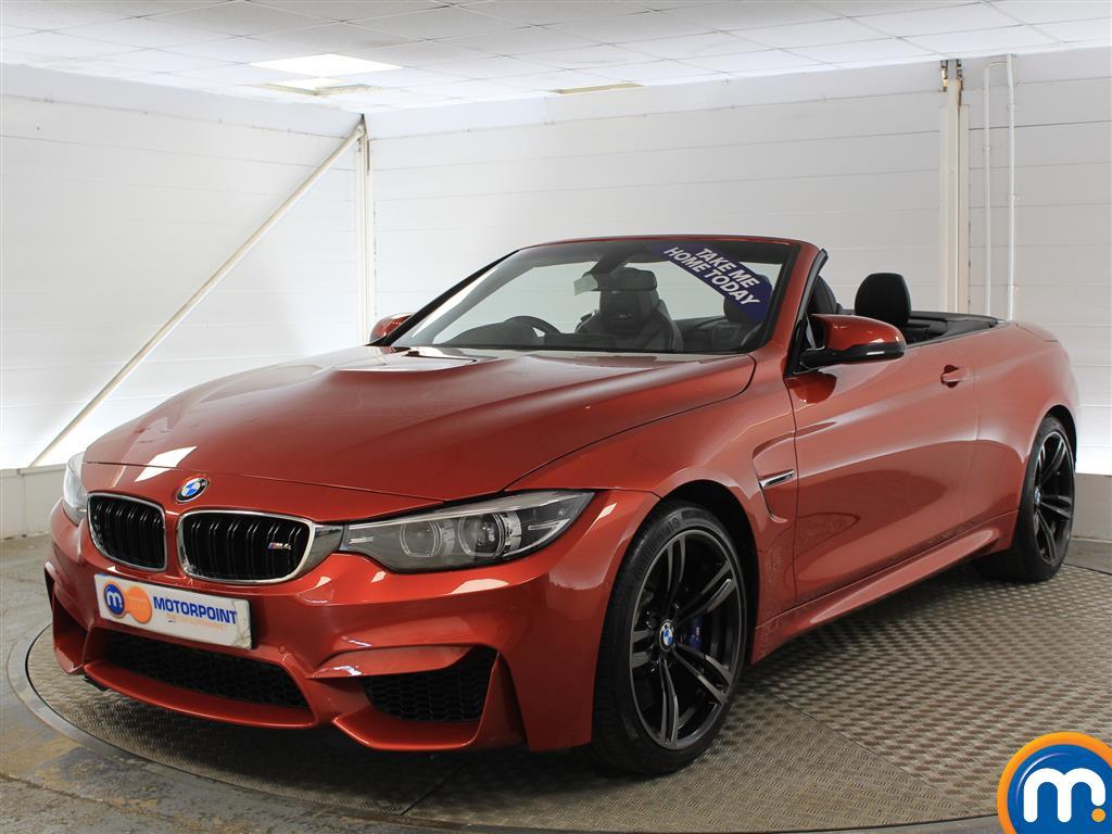 BMW M4 M4 - Stock Number (1000981) - Passenger side front corner