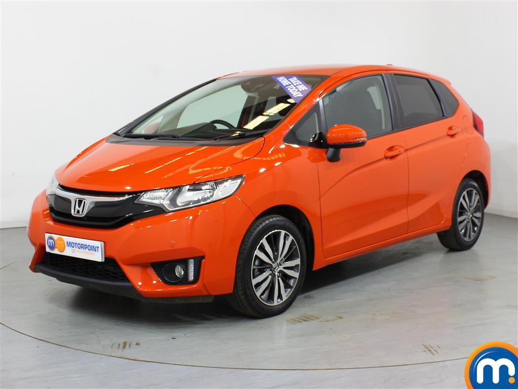 Honda Jazz EX - Stock Number (997527) - Passenger side front corner