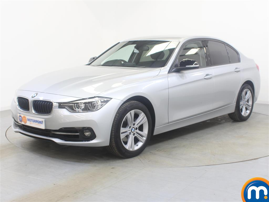 BMW 3 Series Sport - Stock Number (998821) - Passenger side front corner