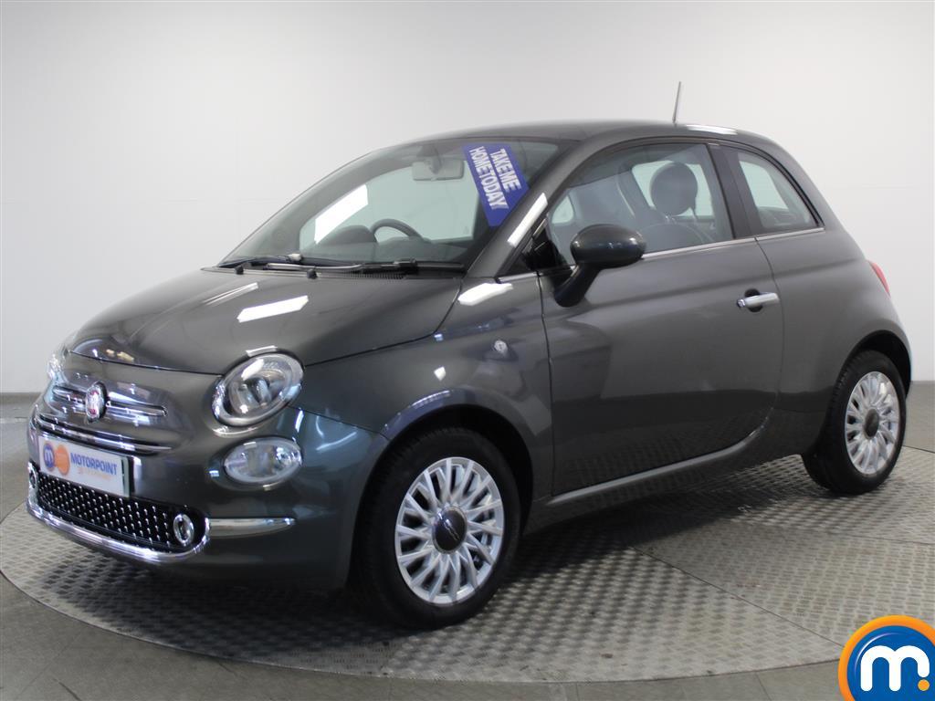 Fiat 500 Lounge - Stock Number (999141) - Passenger side front corner
