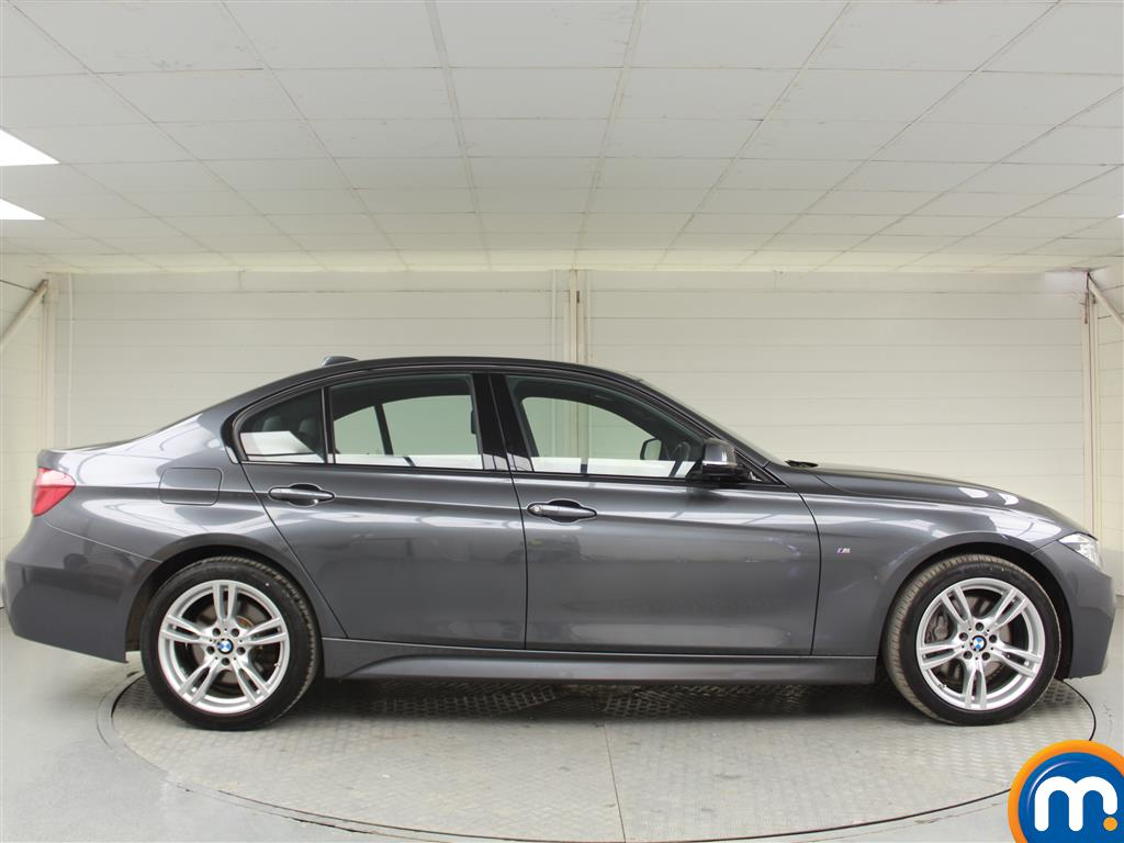 BMW 3 Series M Sport Automatic Diesel Saloon - Stock Number (994919) - Drivers side