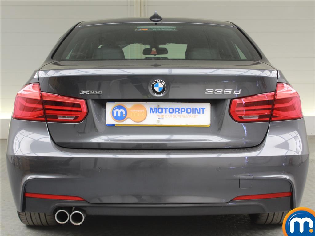 BMW 3 Series M Sport Automatic Diesel Saloon - Stock Number (994919) - Rear bumper