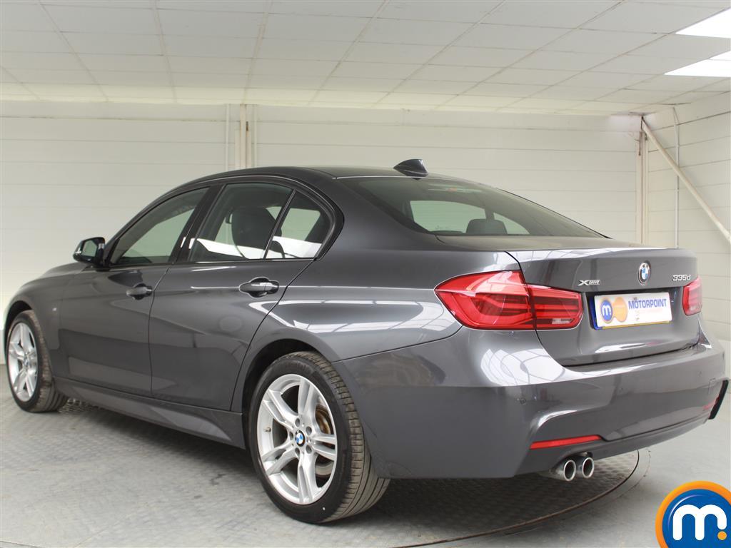 BMW 3 Series M Sport Automatic Diesel Saloon - Stock Number (994919) - Passenger side rear corner