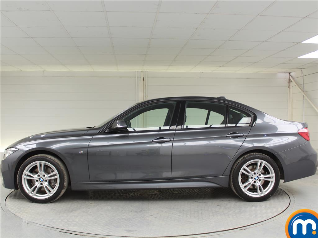 BMW 3 Series M Sport Automatic Diesel Saloon - Stock Number (994919) - Passenger side