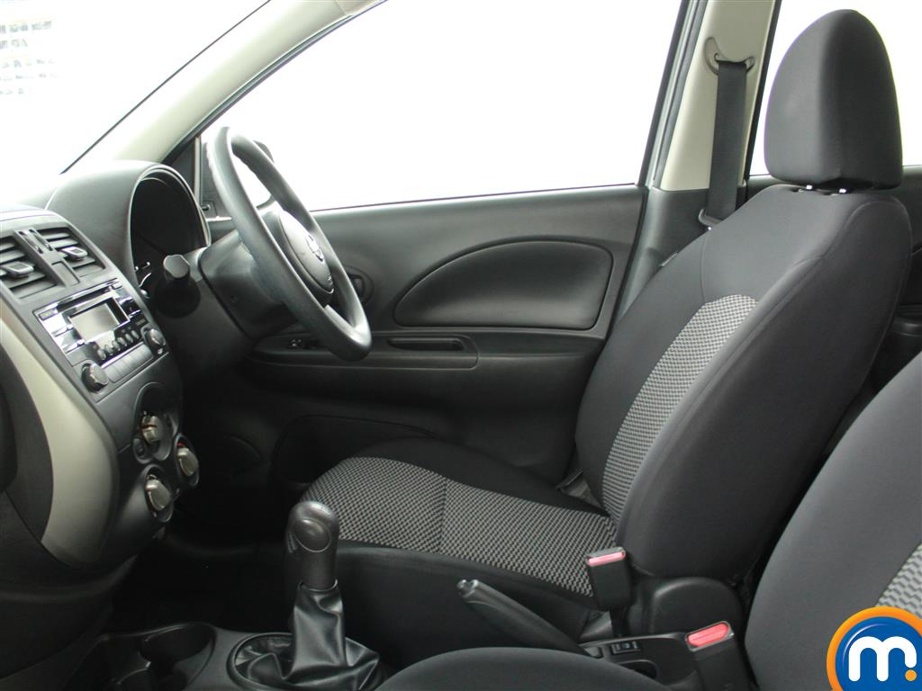 Nissan Micra Vibe Manual Petrol Hatchback - Stock Number (996957) - 5th supplementary image