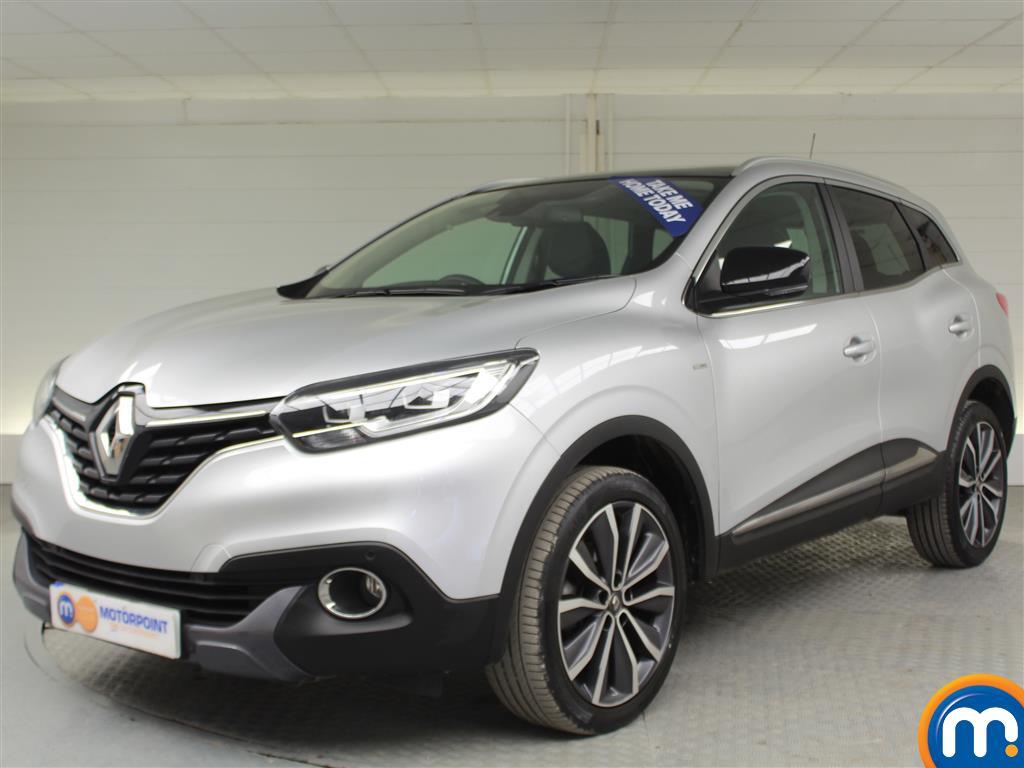 Renault Kadjar Signature Nav - Stock Number (993323) - Passenger side front corner