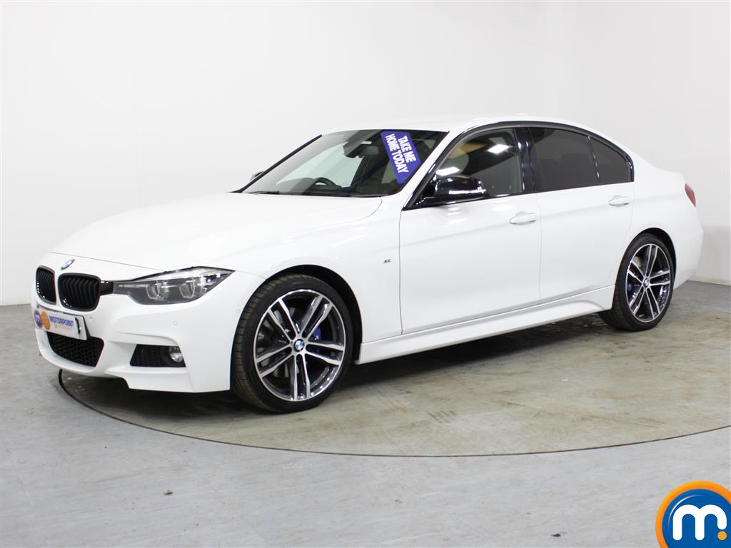 BMW 3 Series M Sport Shadow Edition - Stock Number (1002669) - Passenger side front corner