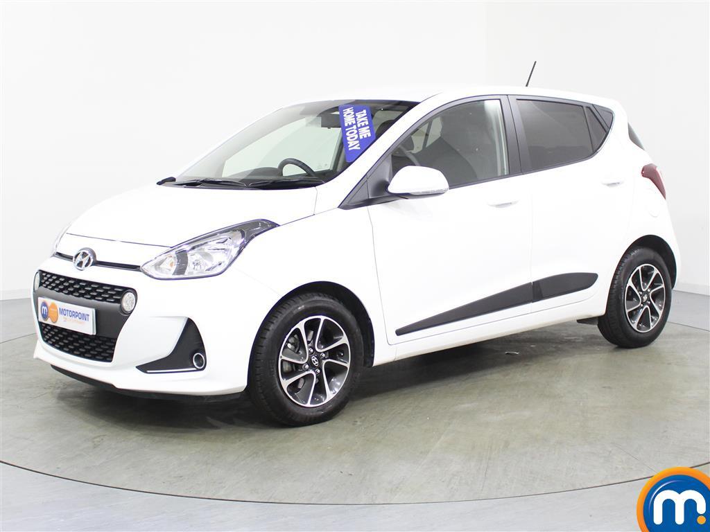 Hyundai I10 Premium - Stock Number (996740) - Passenger side front corner