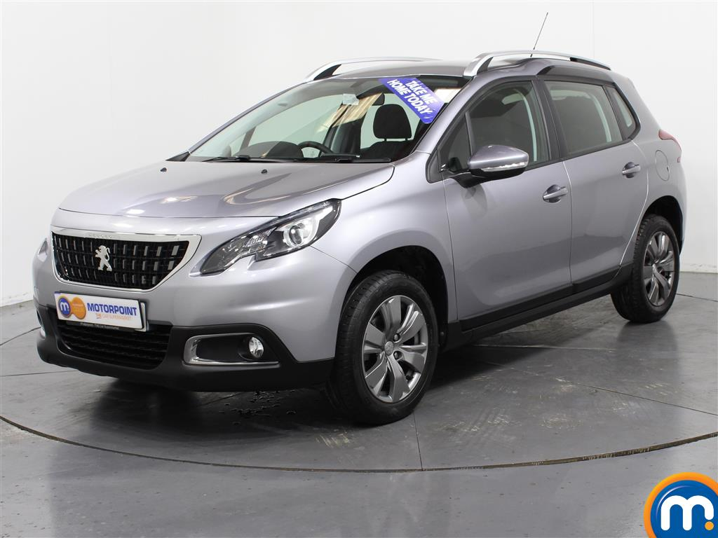 Peugeot 2008 Active - Stock Number (999521) - Passenger side front corner