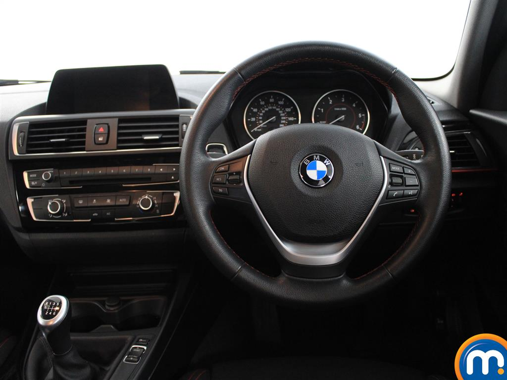 BMW 1 Series Sport Manual Diesel Hatchback - Stock Number (1004787) - 3rd supplementary image