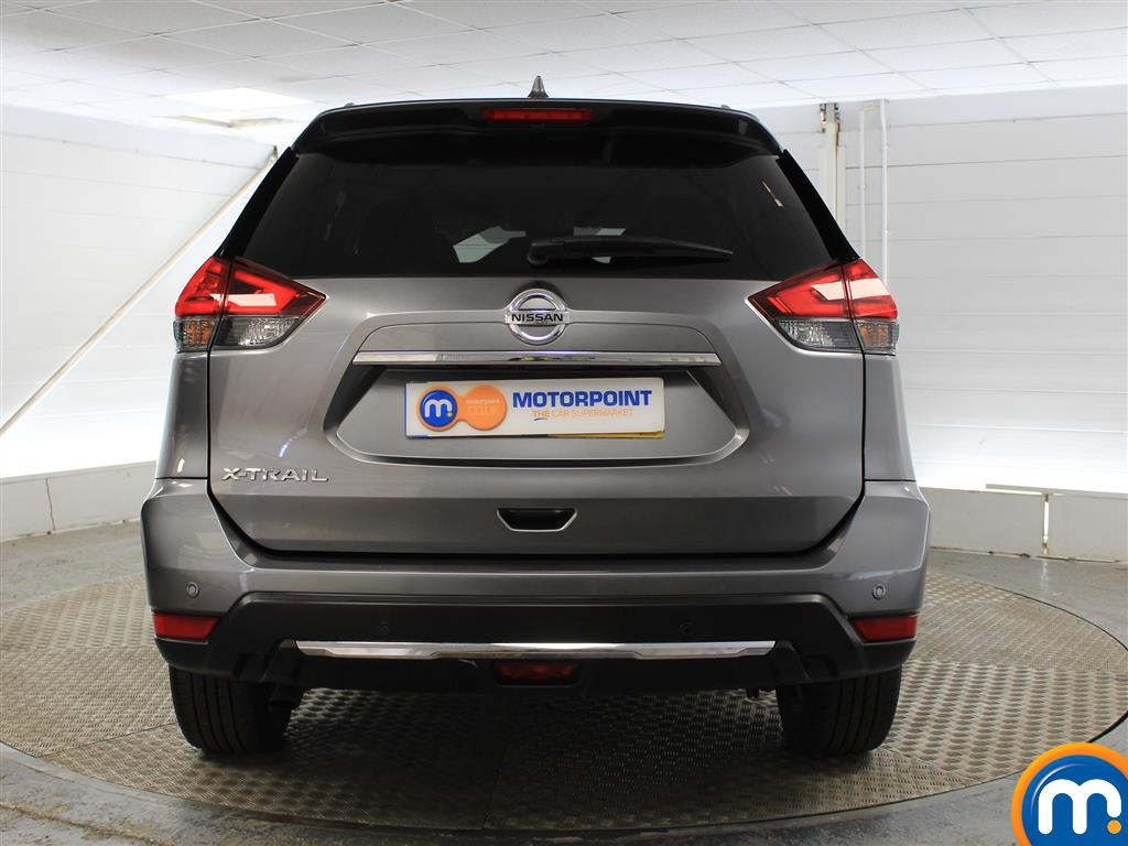 Nissan X-Trail Tekna Manual Diesel 4X4 - Stock Number (1003900) - Rear bumper