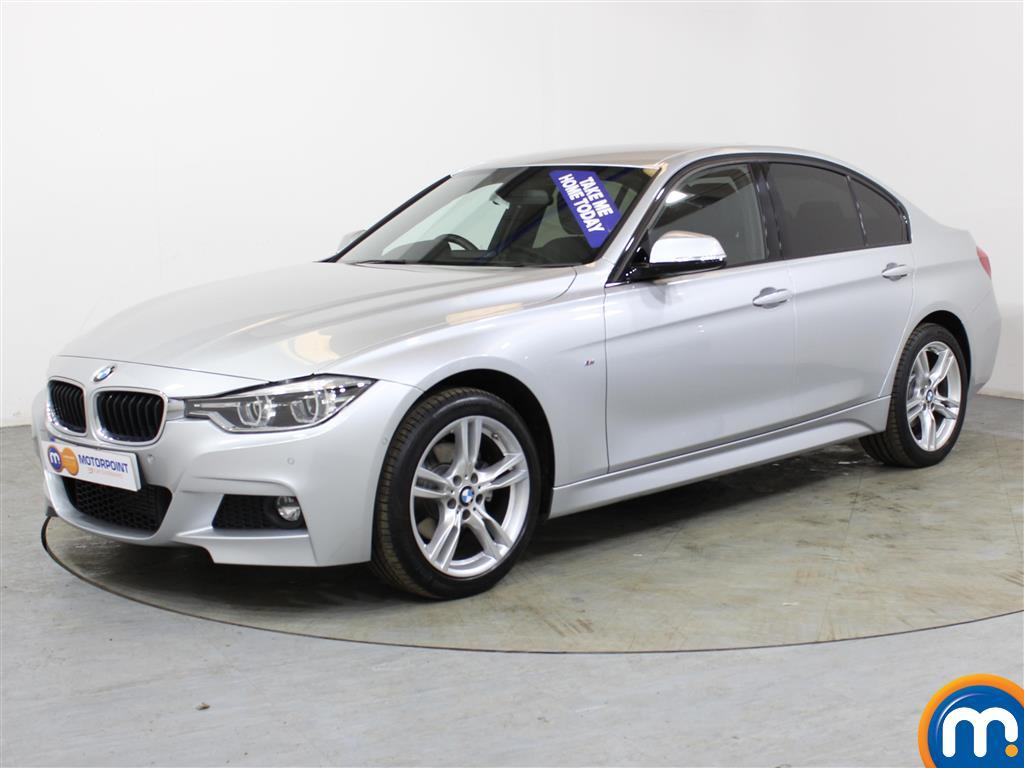 BMW 3 Series M Sport - Stock Number (957856) - Passenger side front corner