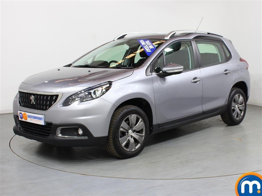 Peugeot 2008 Active - Stock Number (993823) - Passenger side front corner
