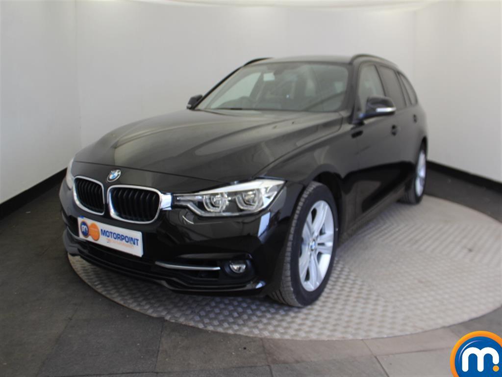 BMW 3 Series Sport - Stock Number (998274) - Passenger side front corner