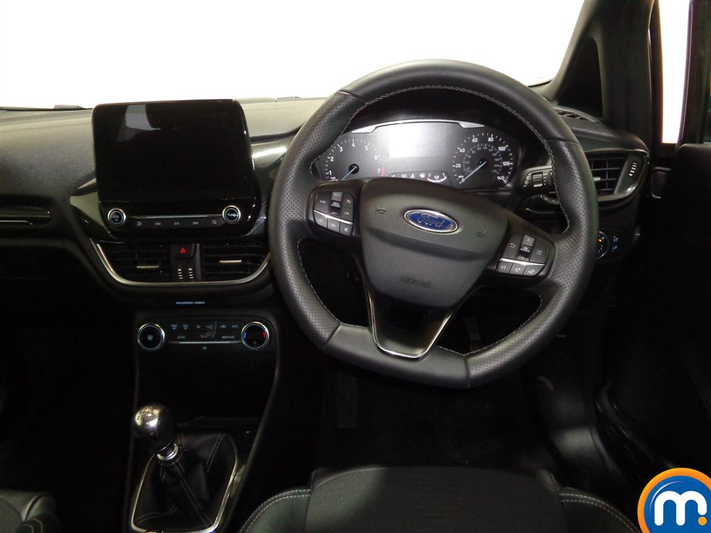 Ford Fiesta St-Line X Manual Petrol Hatchback - Stock Number (987452) - 4th supplementary image