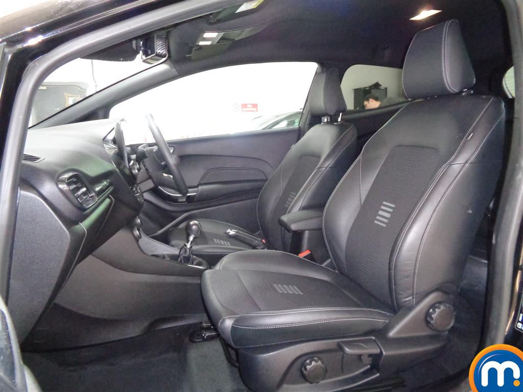 Ford Fiesta St-Line X Manual Petrol Hatchback - Stock Number (987452) - 6th supplementary image