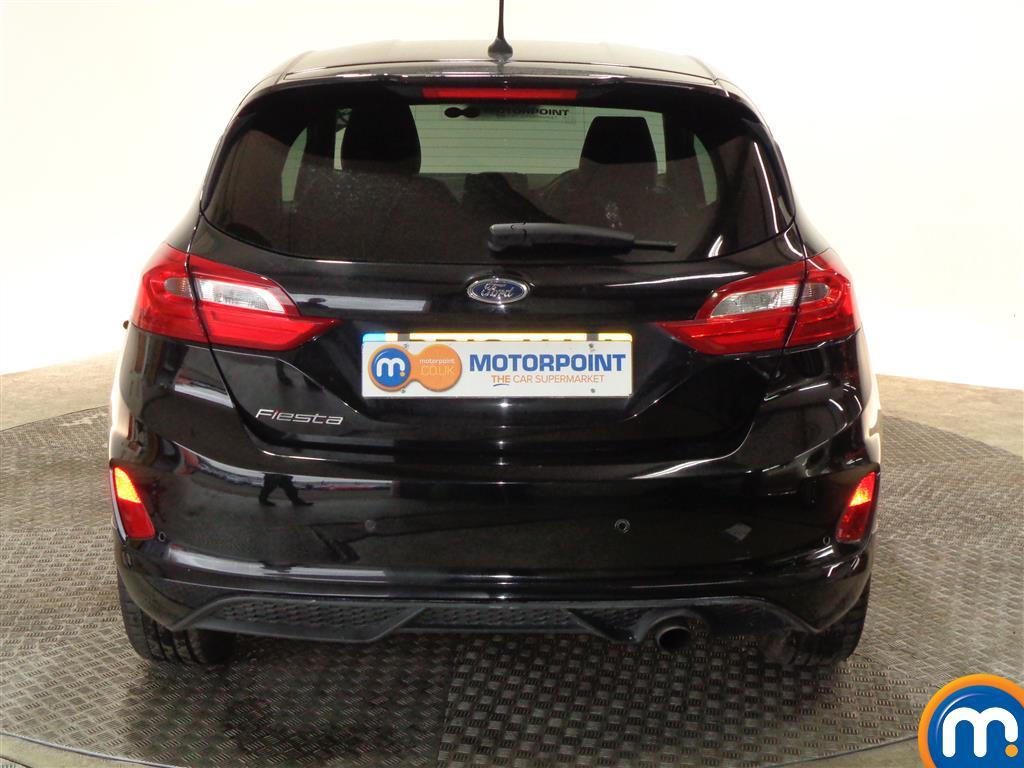 Ford Fiesta St-Line X Manual Petrol Hatchback - Stock Number (987452) - Rear bumper