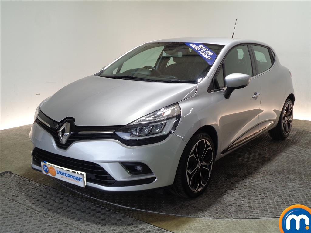 Renault Clio Dynamique S Nav - Stock Number (985541) - Passenger side front corner
