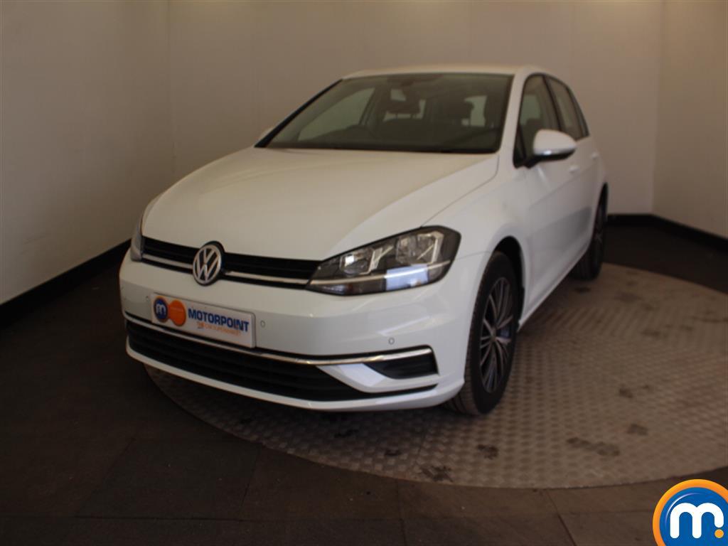 Volkswagen Golf SE - Stock Number (1002360) - Passenger side front corner