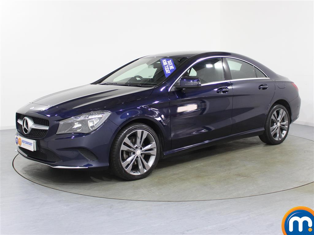 Mercedes-Benz Cla Class Sport - Stock Number (994128) - Passenger side front corner
