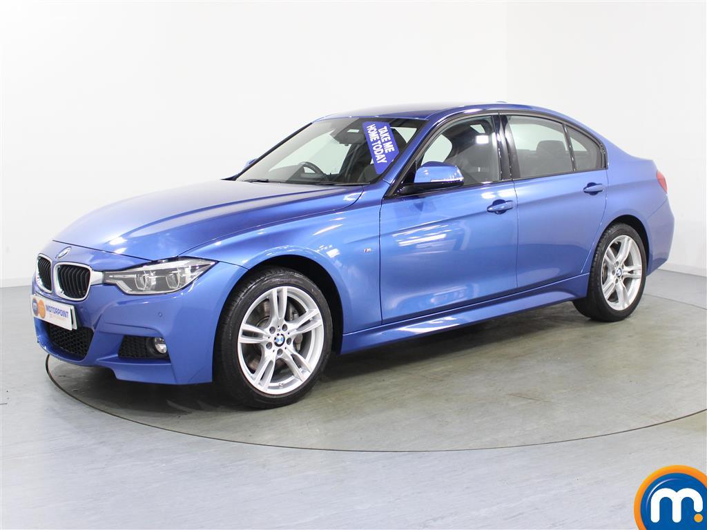 BMW 3 Series M Sport - Stock Number (996956) - Passenger side front corner