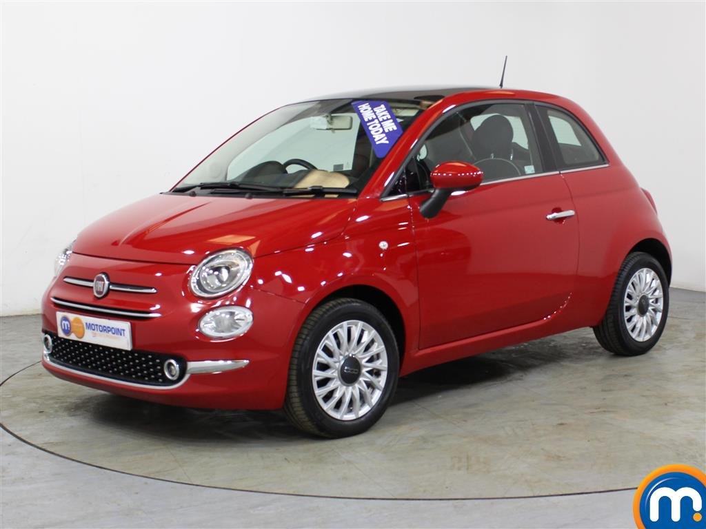 Fiat 500 Lounge - Stock Number (974528) - Passenger side front corner