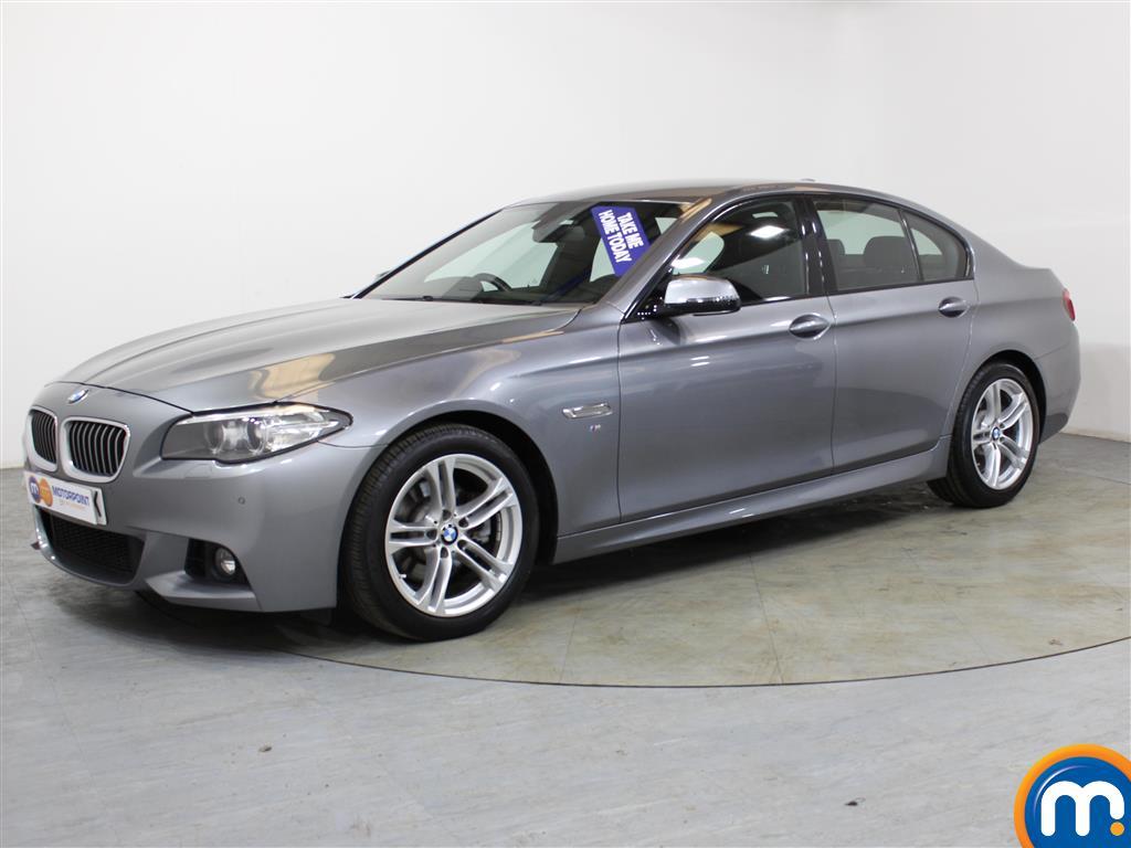 BMW 5 Series M Sport - Stock Number (993415) - Passenger side front corner