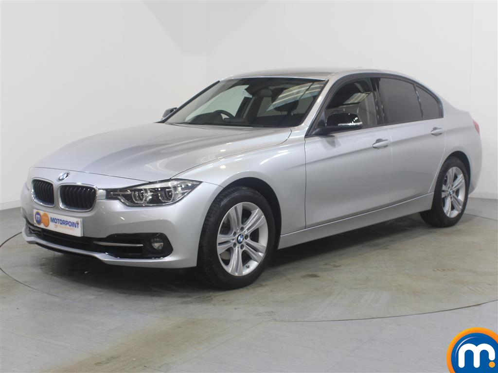 BMW 3 Series Sport - Stock Number (998823) - Passenger side front corner