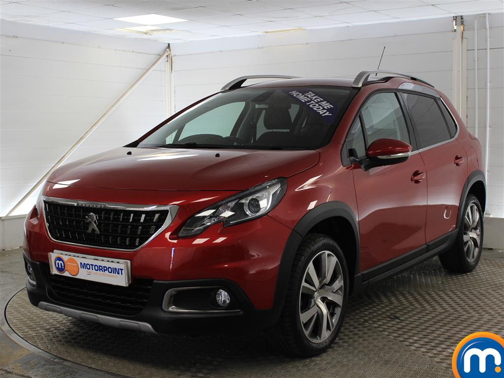 Peugeot 2008 Allure - Stock Number (1000504) - Passenger side front corner