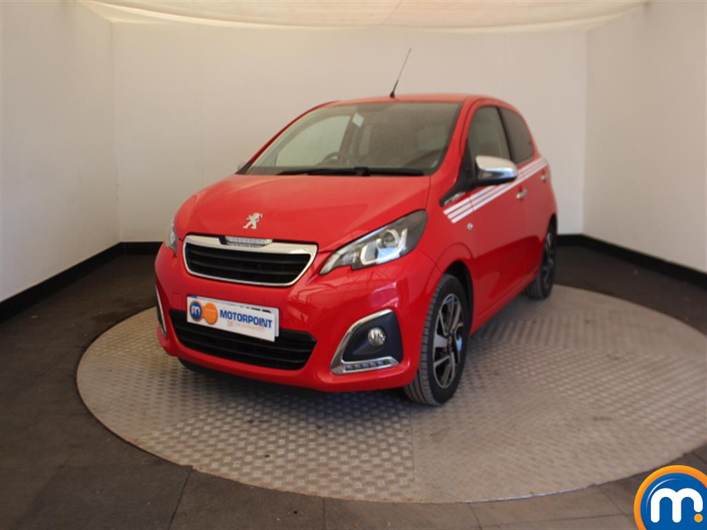 Peugeot 108 Collection - Stock Number (1005269) - Passenger side front corner