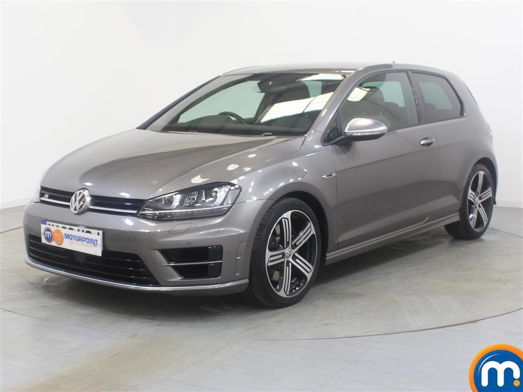 Volkswagen Golf R - Stock Number (1000739) - Passenger side front corner