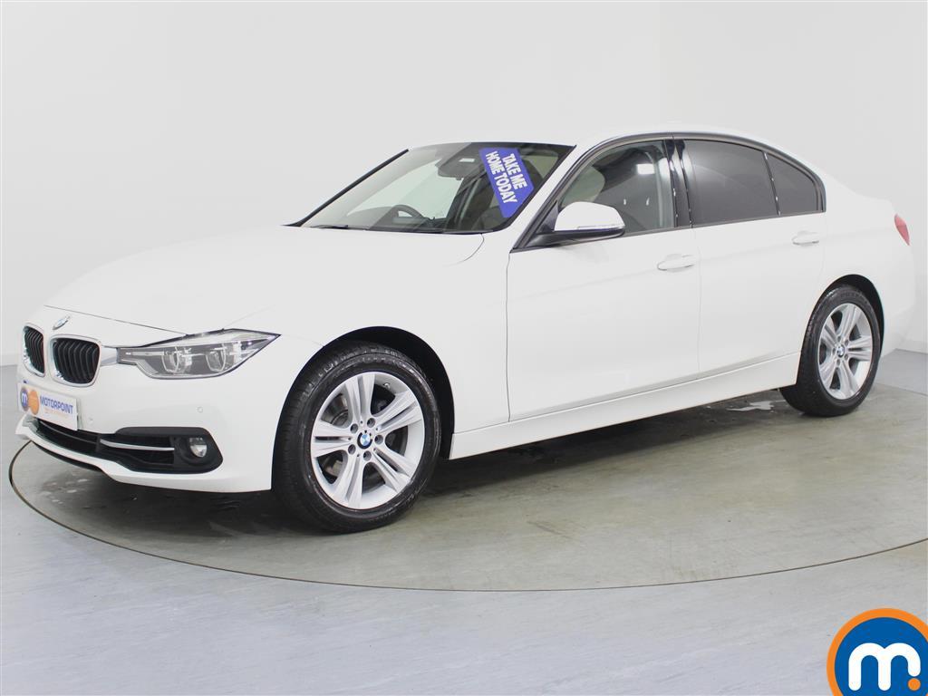 BMW 3 Series Sport - Stock Number (998932) - Passenger side front corner