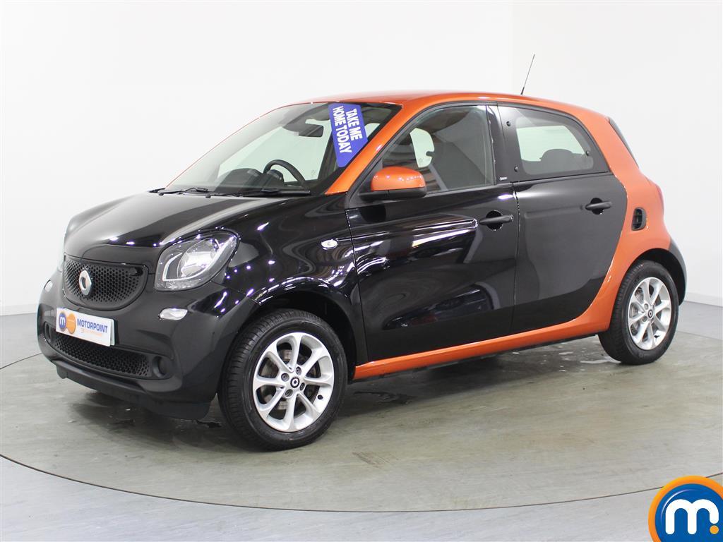 Smart Forfour Hatchback Passion - Stock Number (994922) - Passenger side front corner